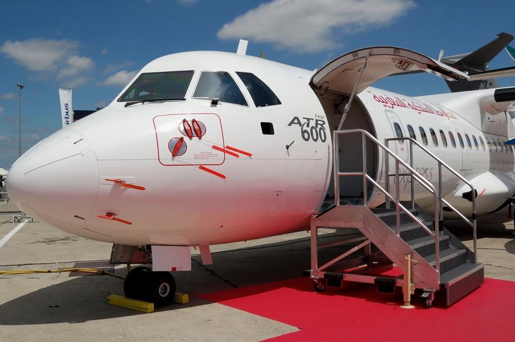 Royal Air Maroc ATR72-600