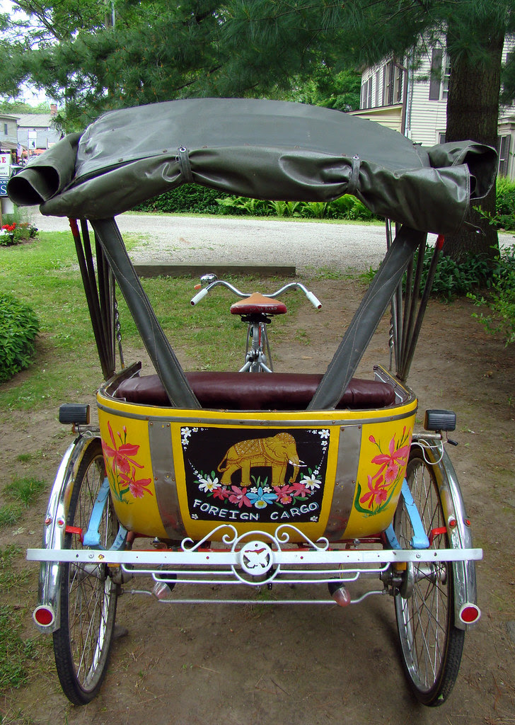 DSC06073 Foreign Cargo Rickshaw