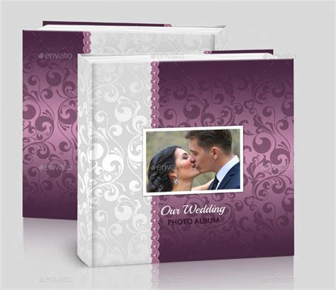 19  Wedding Album Designs   Free premium PSD Vector EPS