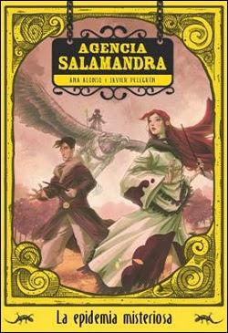 ... del viento: Reseña: Agencia Salamandra. La epidemia misteriosa