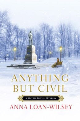 Anything but Civil (Hattie Davish Series #2)