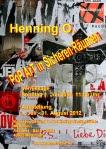 """""""PoP ArT in Sicheren Räumen"""" 01. Juli - 31. August 2012  Kreispolizeibehörde Mettmann Vernissage  Sonntag  01. Juli 2012 11:00 Uhr"""