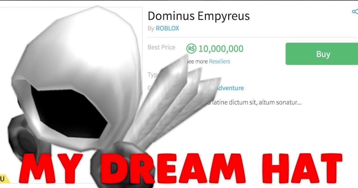 Roblox Free Dominus Hat | Free Robux That Works 2019
