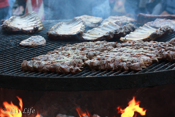 McLintocks BBQ - San Louis Obispo Farmer's Market