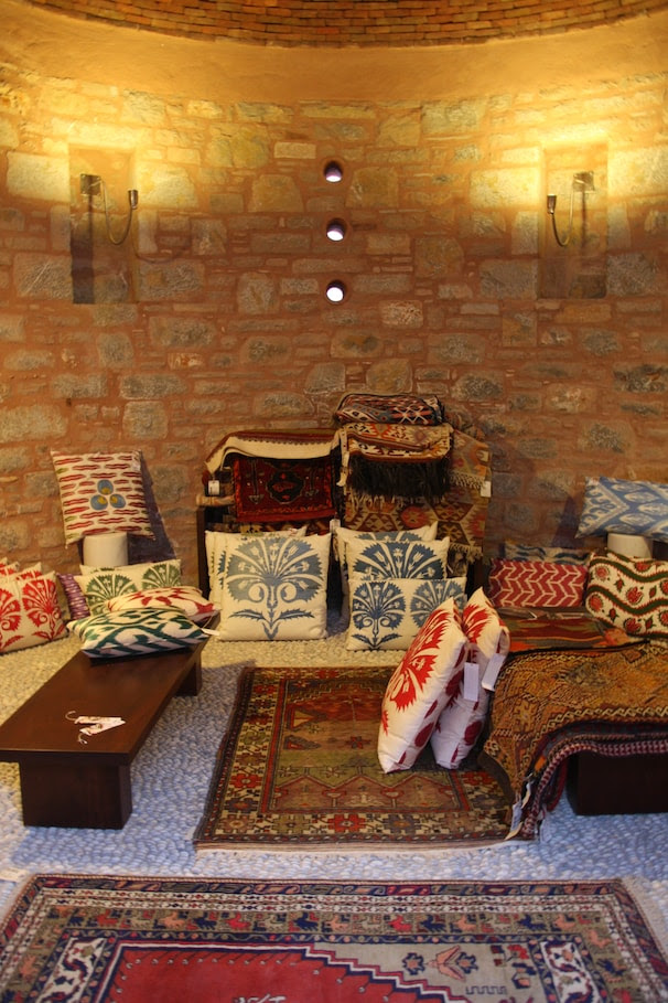 Turkey's delightful balance of diverse decor - The Washington Post