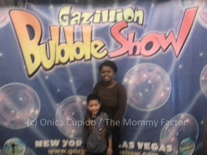 The Gazillion Bubble Show 10th Year in NYC