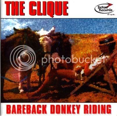 Clique - Bareback Donkey Riding