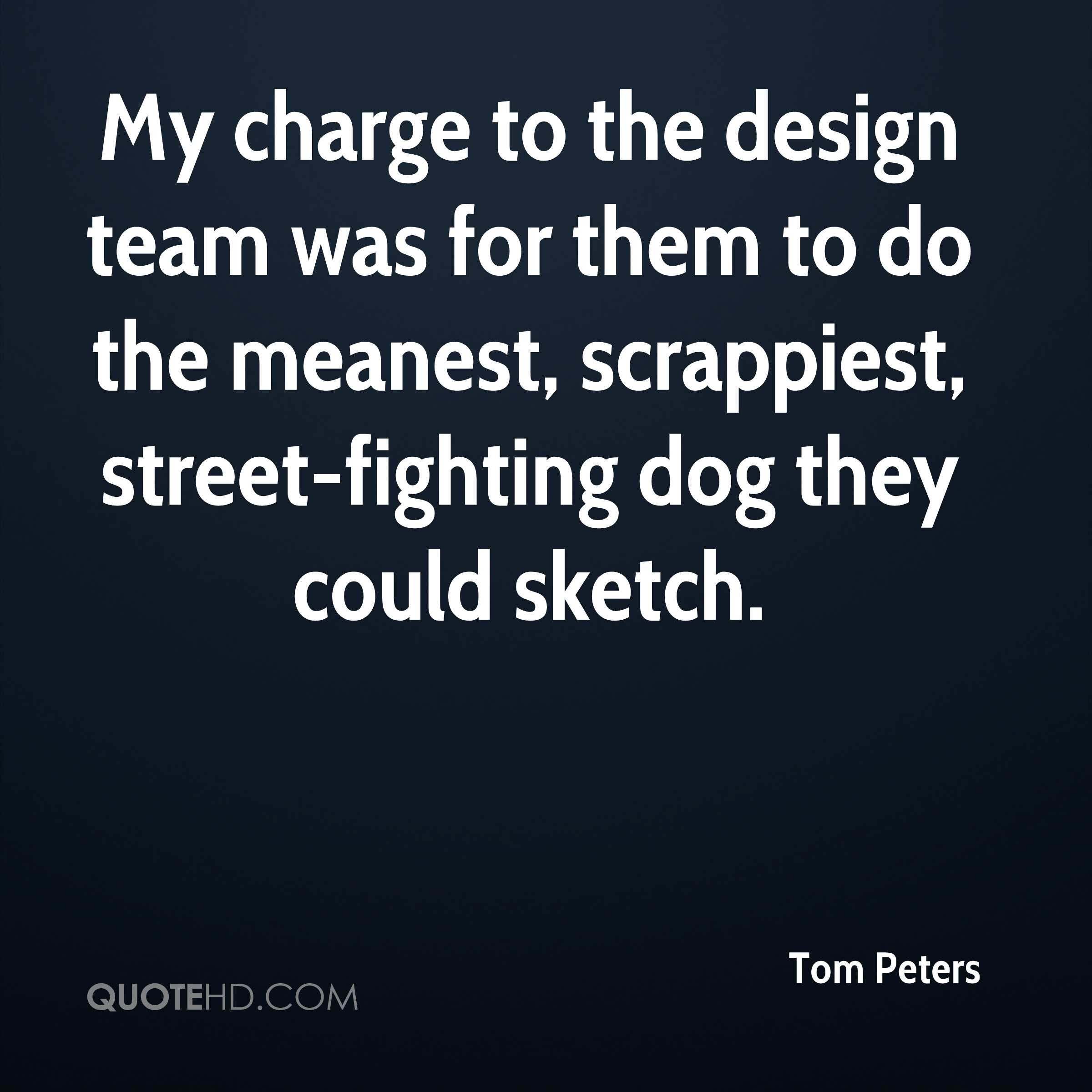 Tom Peters Quotes Quotehd