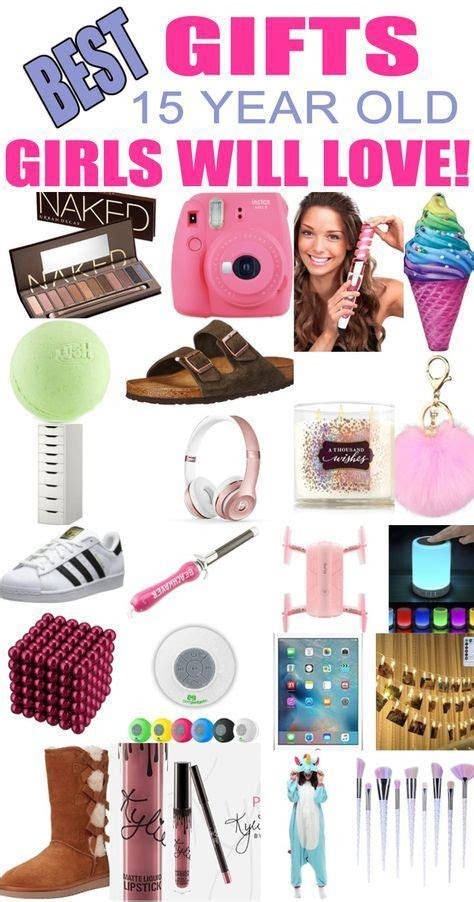 Best Gifts for 15 Year Old Girls   Girls   Birthday gifts