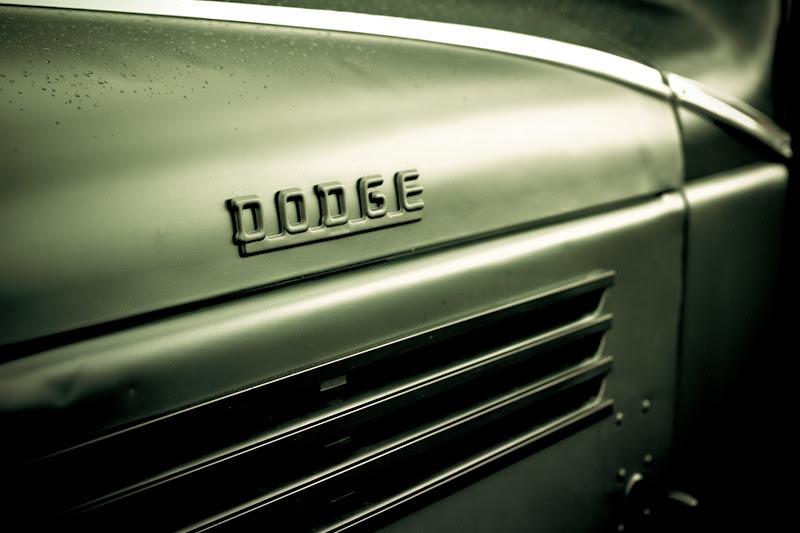 Dodge...