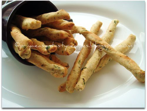 Herbed Brown Rice Straws