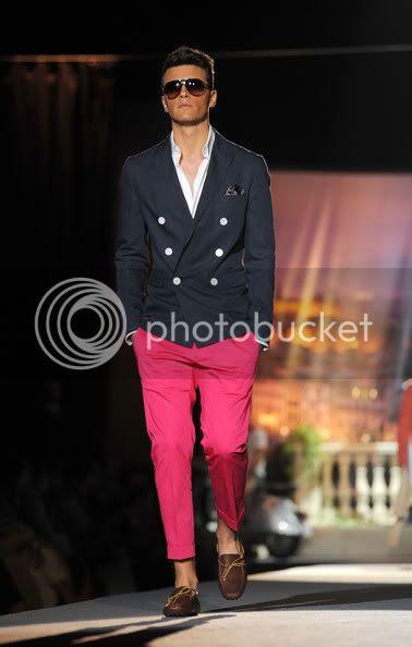 Milan Fashion Week - D Squared Menswear