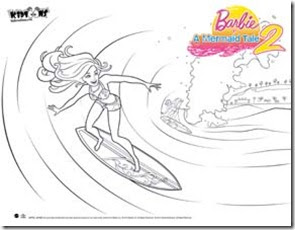 900 Top Coloring Pages Of Barbie Mermaid Tale  Images