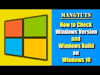 Cek Versi Windows 10 | Cara cek Versi Windows