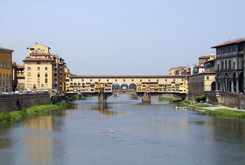 Ponte Vecchio, Fiorenze, Italy