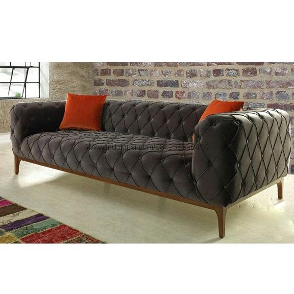91 Contoh Desain Sofa Kancing Yang Bisa Anda Tiru