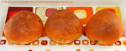"""""""Oranje"""" broodjes"""