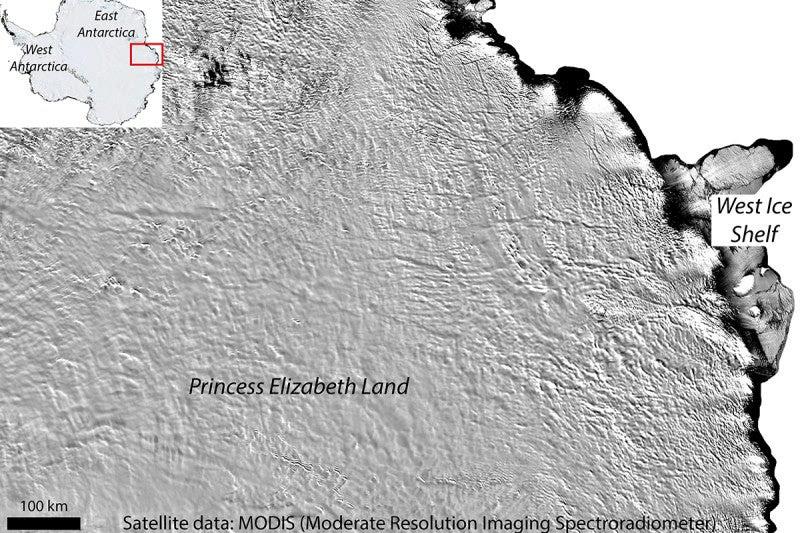 Un nuevo y desconocido lago bajo el ártico podría albergar especies nunca vistas