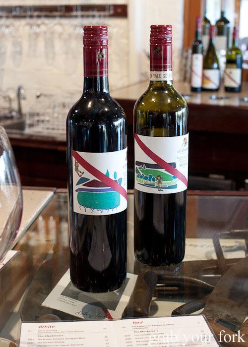 swinging malaysian blind tiger d'arenberg single vineyard wine bottles mclaren vale south australia