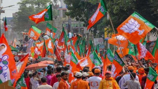 उत्तर प्रदेश: BJP नेताओं ने बनाई 300+ सीटें जीतने की रणनीति, इस बात पर दिया खास जोर