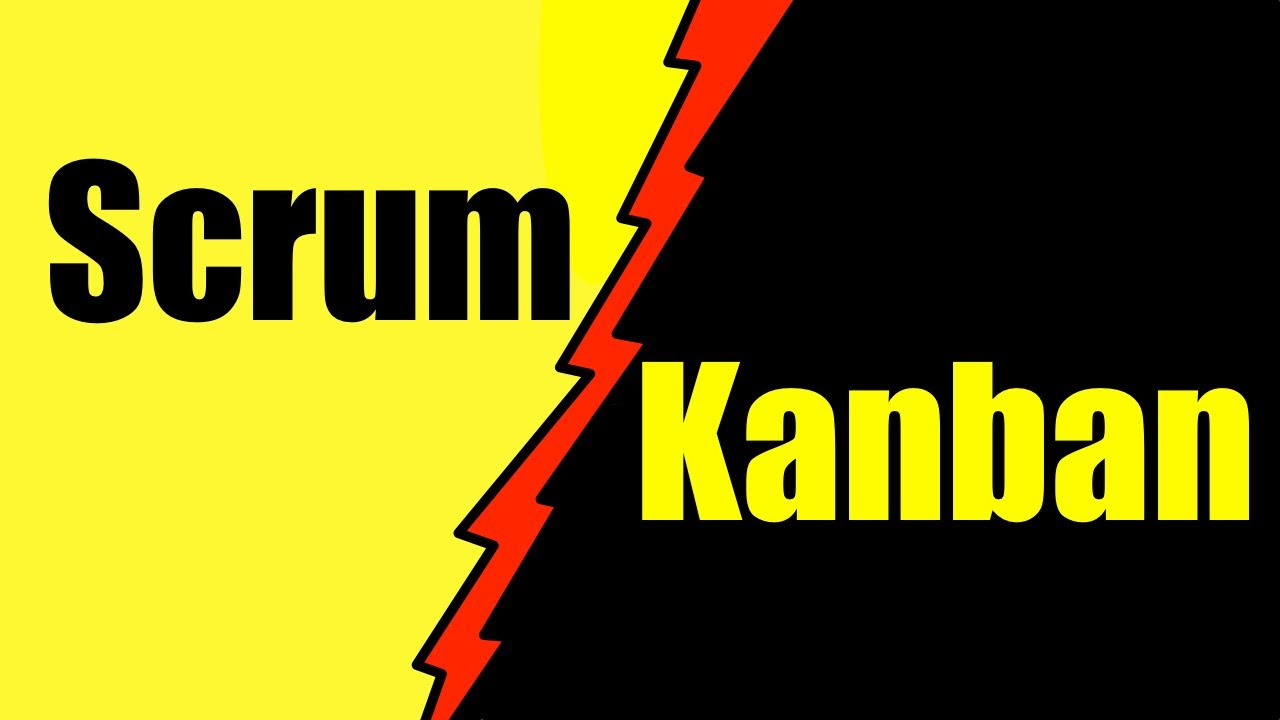 Scrum vs Kanban - What's the Difference?