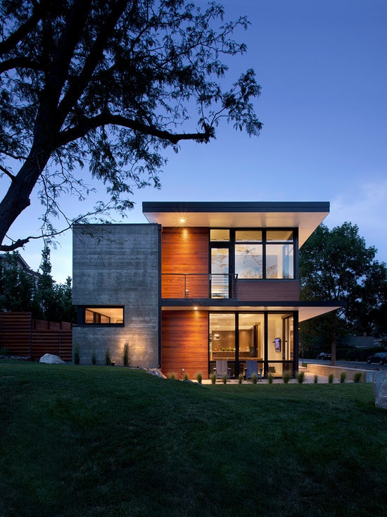 71 Contemporary Exterior Design Photos