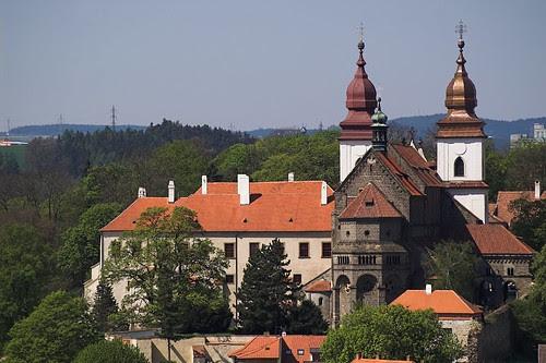 Trebic, St. Procopius Basilica