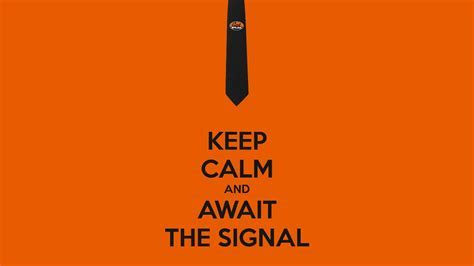 Signal keep calm and agent geek squad wallpaper   (98709)