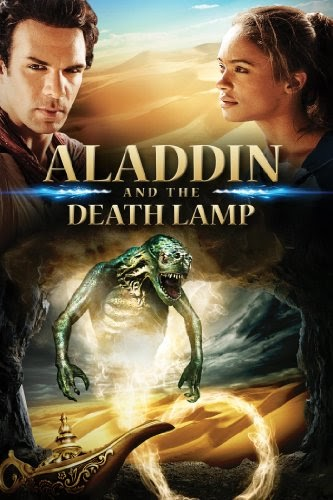 Aladdin and the Death Lamp (2012) Hindi Dubbed 720p Web-DL Free Download