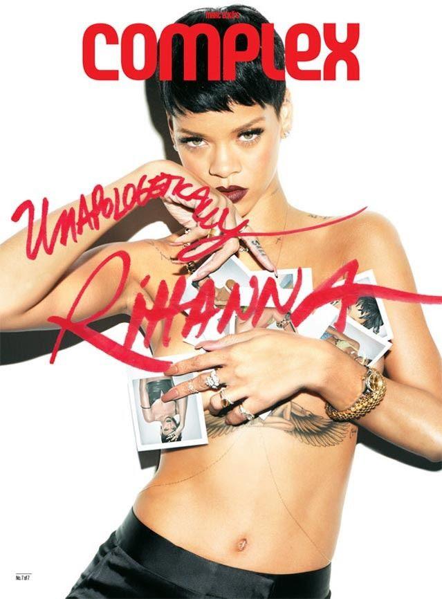 Complex (Feb/March 2013), Rihanna
