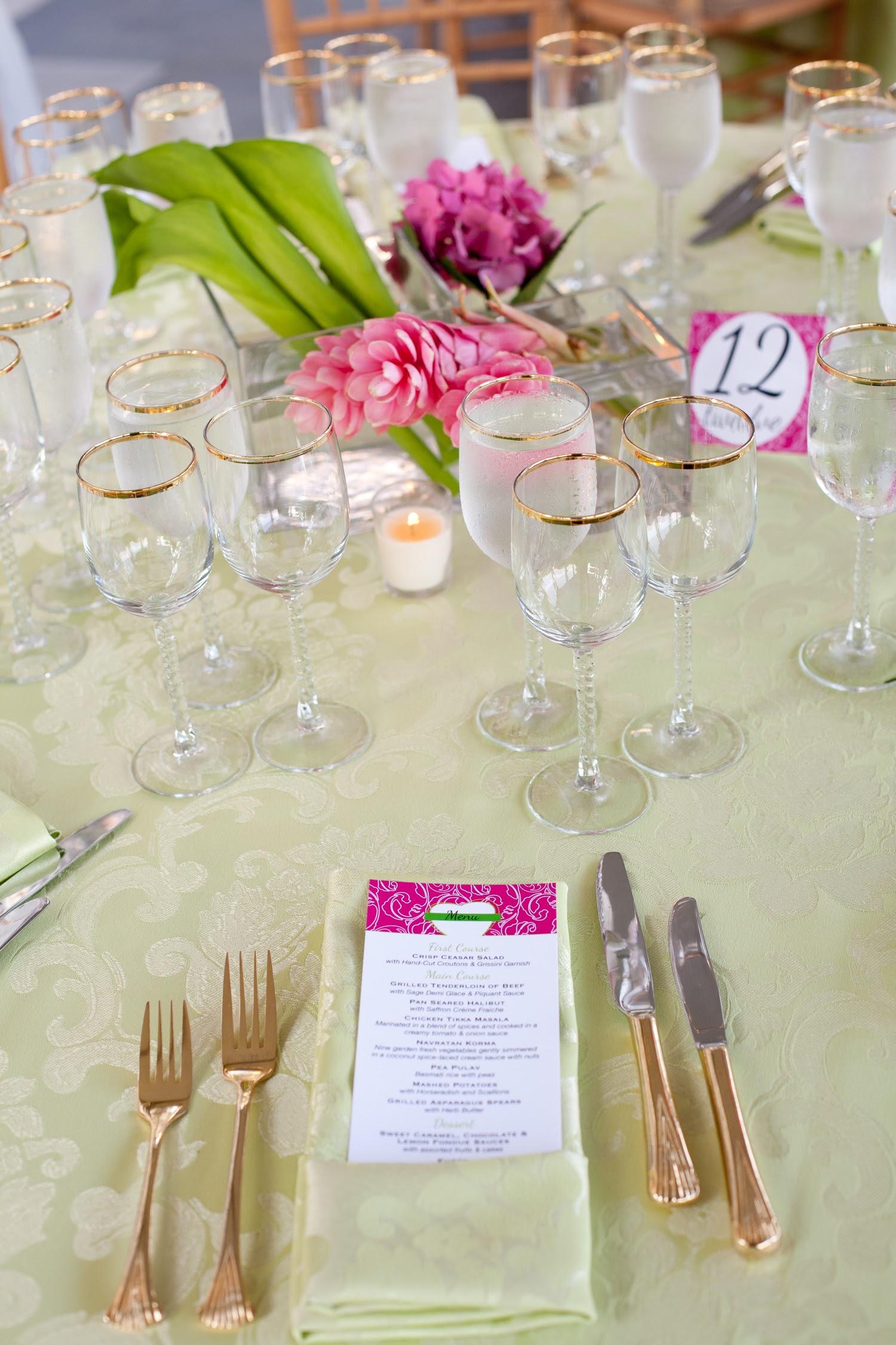 Wedding Ceremony Reception Venues