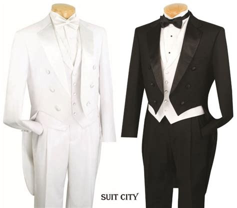 mens formal tuxedo prom wedding groom suit classic fit