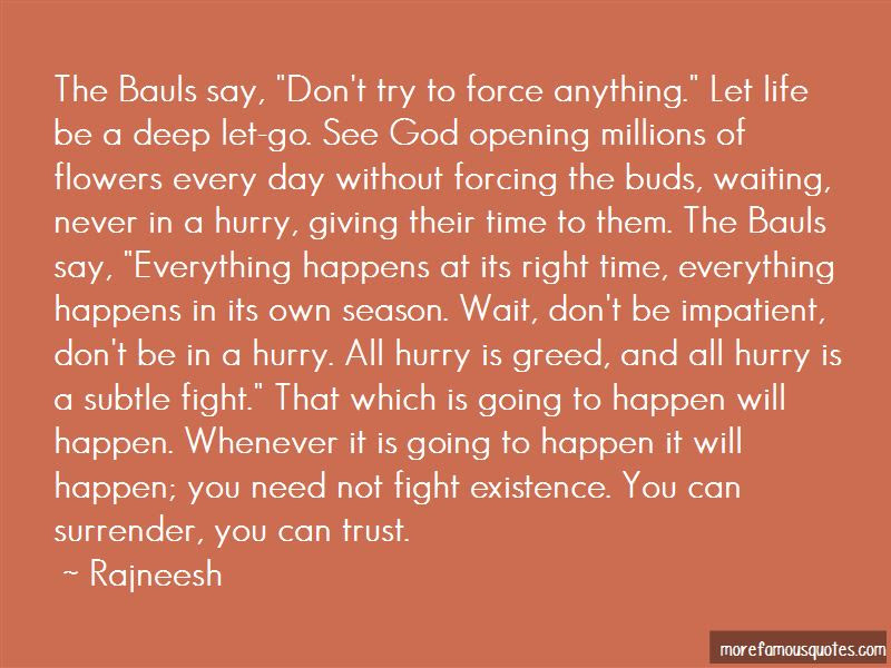 Quotes About Let Go Let God Top 34 Let Go Let God Quotes From