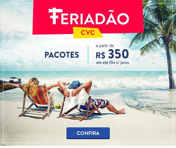 Feriadão CVC