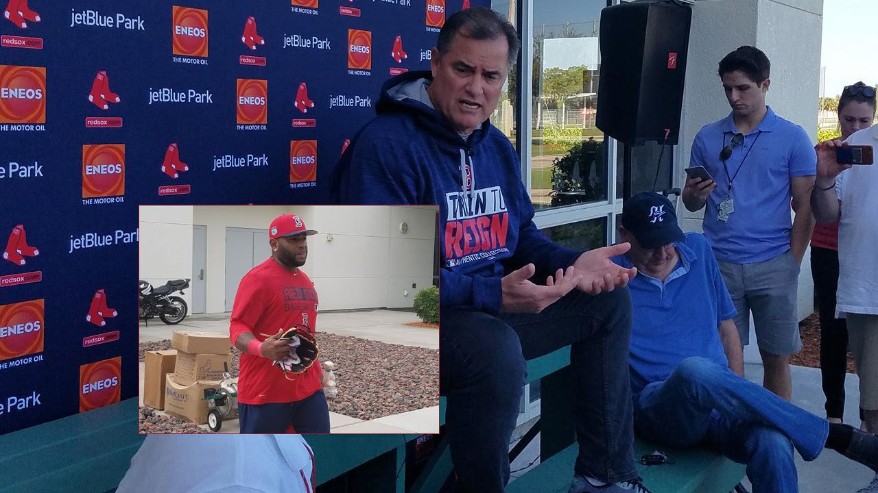 John Farrell: Pablo Sandoval deberá ganarse el puesto de tercera base