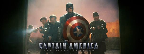 Capitão América - trailer completo