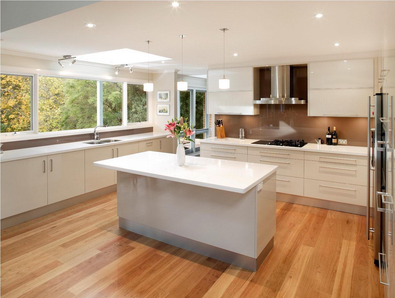 15 Different Kitchen Flooring Designs - Fox Home Design