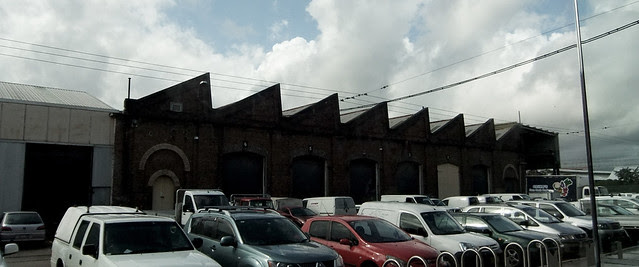 Carriage Works #5