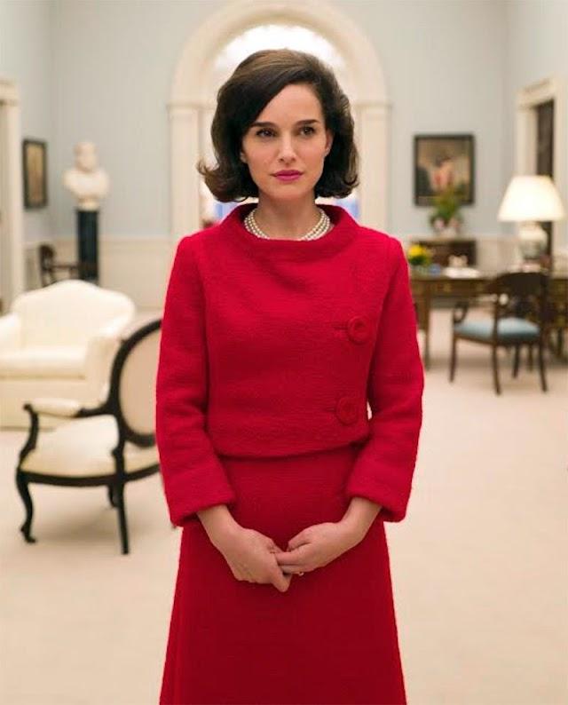 Jackie pode dar o segundo Oscar a Natalie Portman