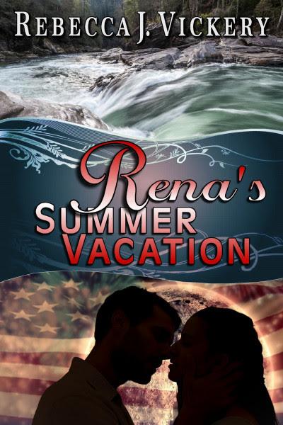 Rena's Summer Vacation by Rebecca J Vickery