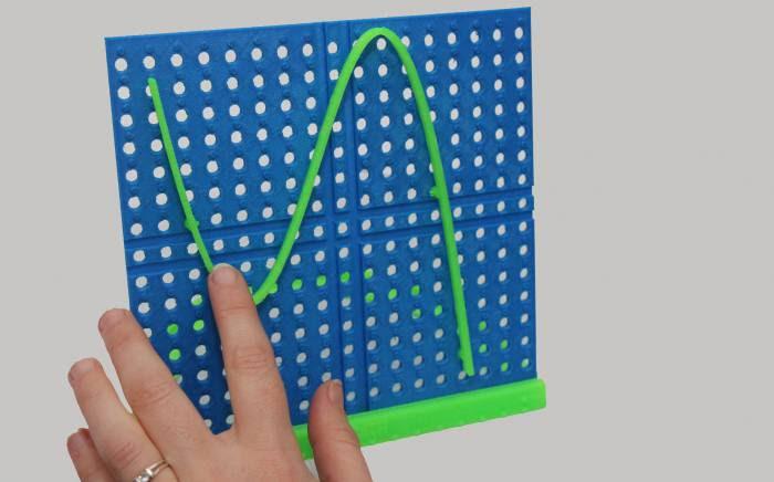 JUDITH juego de enseñanza matemática para estudiantes con discapacidad visual