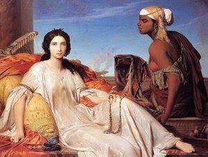 La più famosa alla fine resta l'Ester di Benouville.