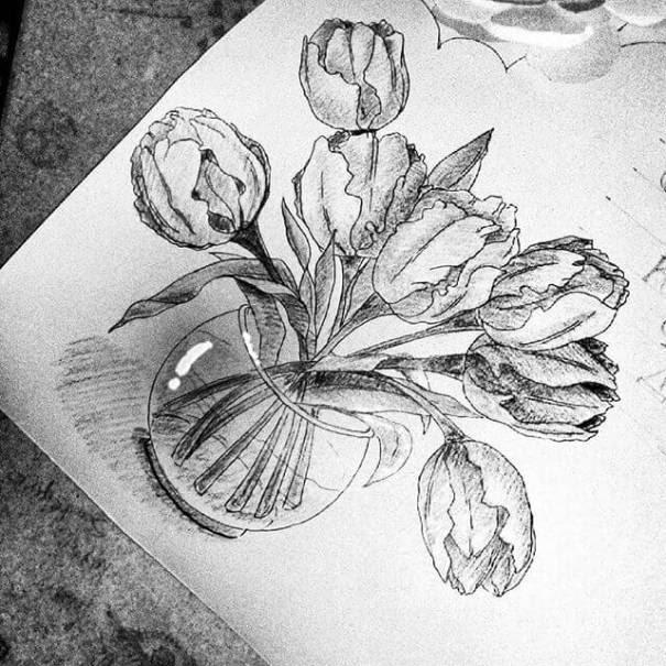 Contoh Teks Laporan Hasil Observasi Tentang Bunga Melati Beserta Strukturnya Bagikan Contoh