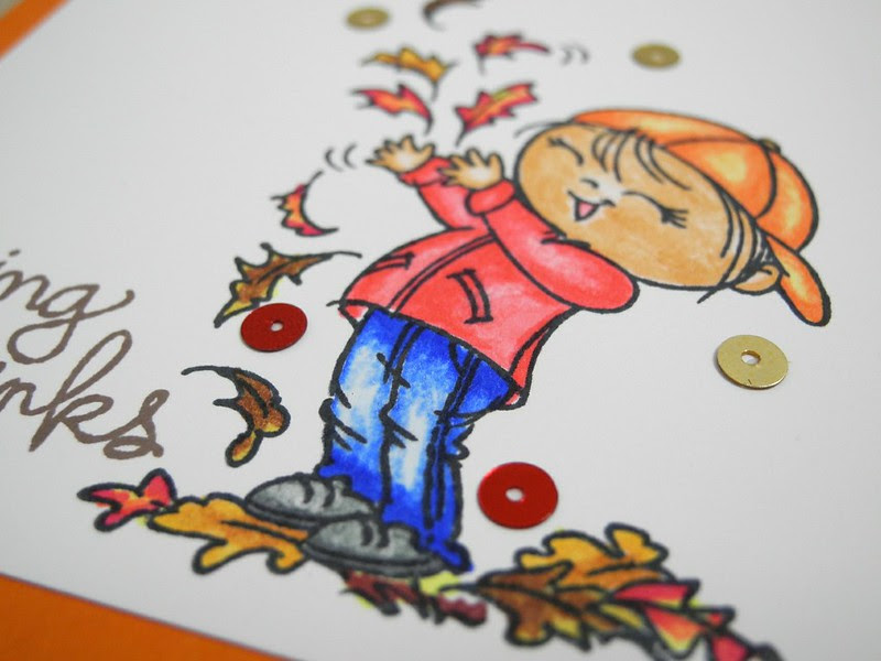 Leaf Boy (detail)