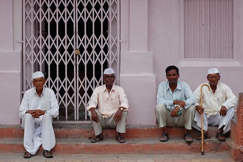 Ganesh chaturi - day one
