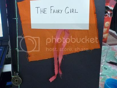 The Fairy Girl Cover 2
