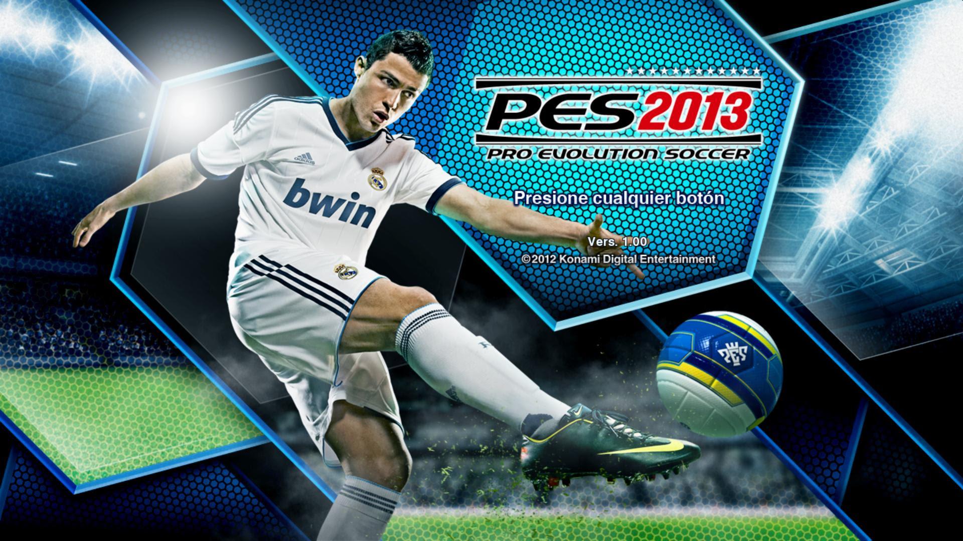 Download Update Pemain Pro Evolution Soccer (PES) 2013 Musim 2015/2016