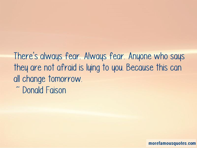 Do Not Fear Change Quotes Top 38 Quotes About Do Not Fear Change