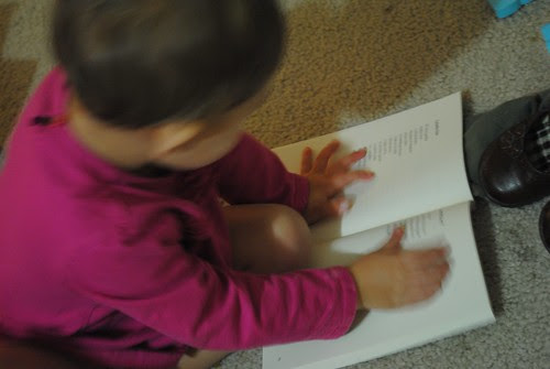 Child Reading InsideOut