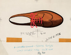 """Pink Shoelaces"" Illustration, 1959"